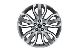 Диск легкоспл. 21 inch 5 Split Spoke - Diamond Turned Finish - Style 15, LAND ROVER, LR045069